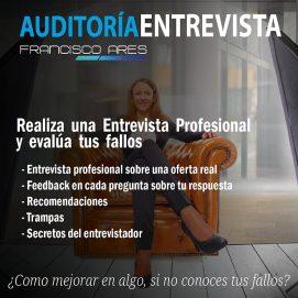 Auditoría Entrevista